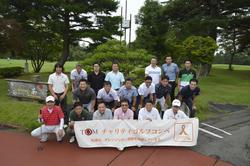 7/28 TOMチャリティゴルフコンペ開催