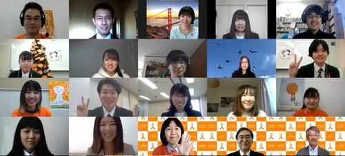 令和2年度「『学生によるオレンジリボン運動』 報告会」実施報告