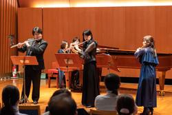 【共催イベント】12/5オレンジリボン フルートオーケストラ・クリスマスコンサート